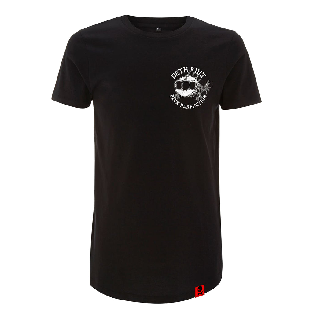 'Feck Perfuction' T-Shirt (Black) - Deth Kult