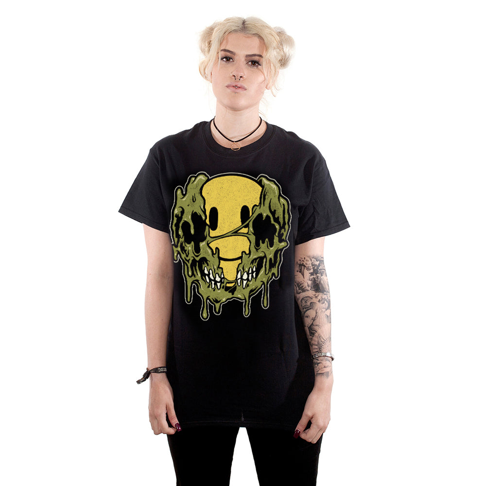 'Have A Nice Deth 2' T-Shirt (Black)