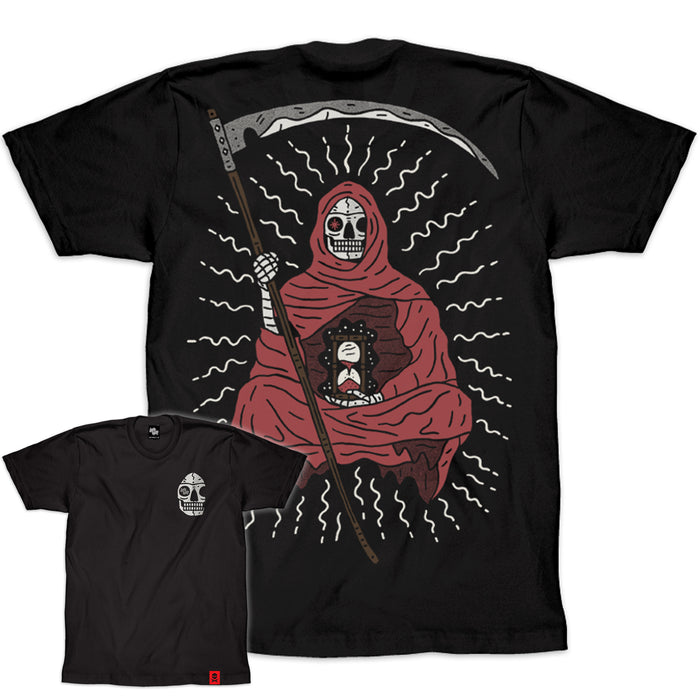 'Levitate' T-Shirt (Black) - Deth Kult