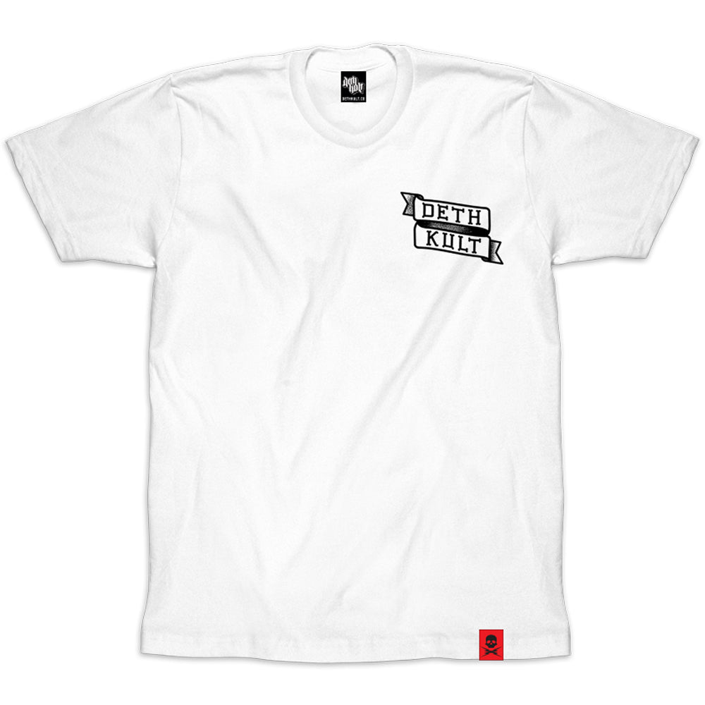'Life Is A Game' T-Shirt (White)