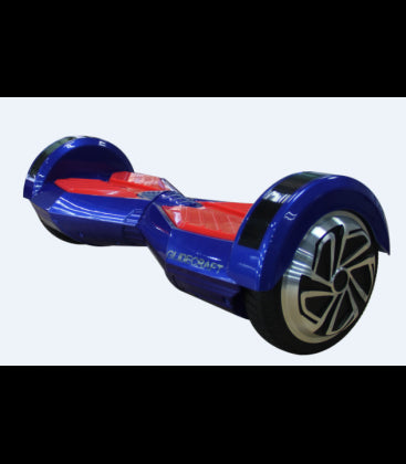 LS Certified Bluetooth Blue/Red Lambo Hoverboard Smart Balance Scooter