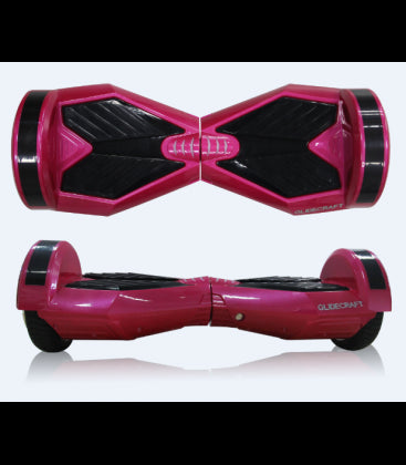 LS Certified Bluetooth Lambo Hoverboard Smart Balance Scooter Pink