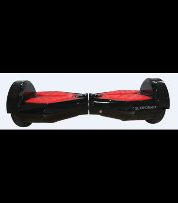 LS Certified Bluetooth Lambo Hoverboard Smart Balance Scooter Black/Red