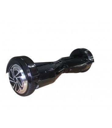 LS Certified Certified Bluetooth Smart Balance Scooter Lambo Hoverboard Black