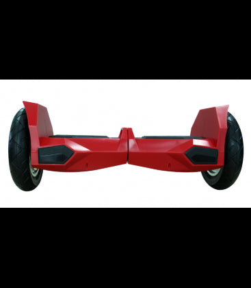 LS Certified Bluetooth Hoverboard Smart Self Balancing Electric Scooter All Terrain- Red