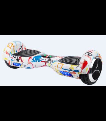 LS Certified Smart Self Balancing Electric E Scooter Hoverboard - Paint