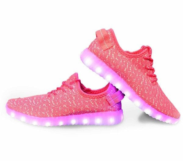 YZ™ LED Light Up Shoes for Little Kids - Pink