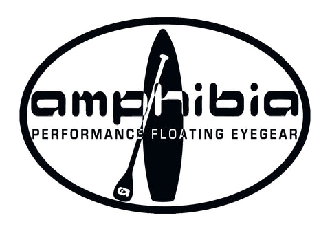 Stand-Up Paddle Board Sticker - Amphibia