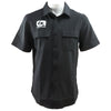 Amphibia Black Performance Fishing Shirt - Amphibia