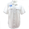Amphibia White Performance Fishing Shirt
