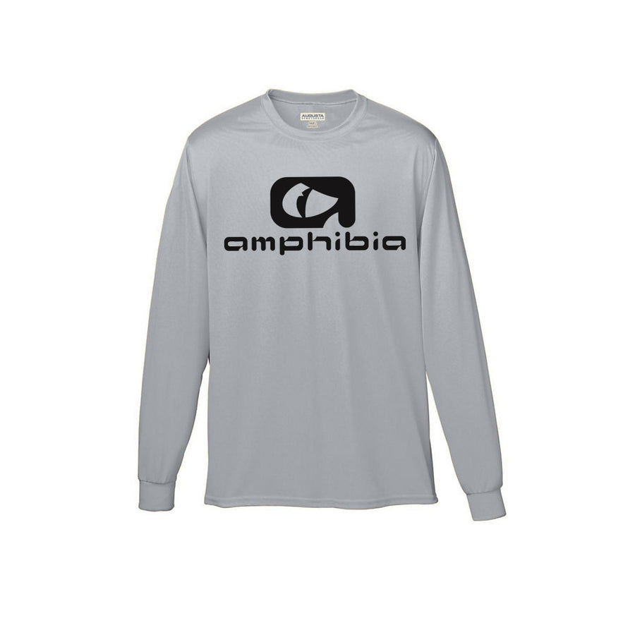 Long Sleeve Performance Tee - Amphibia
