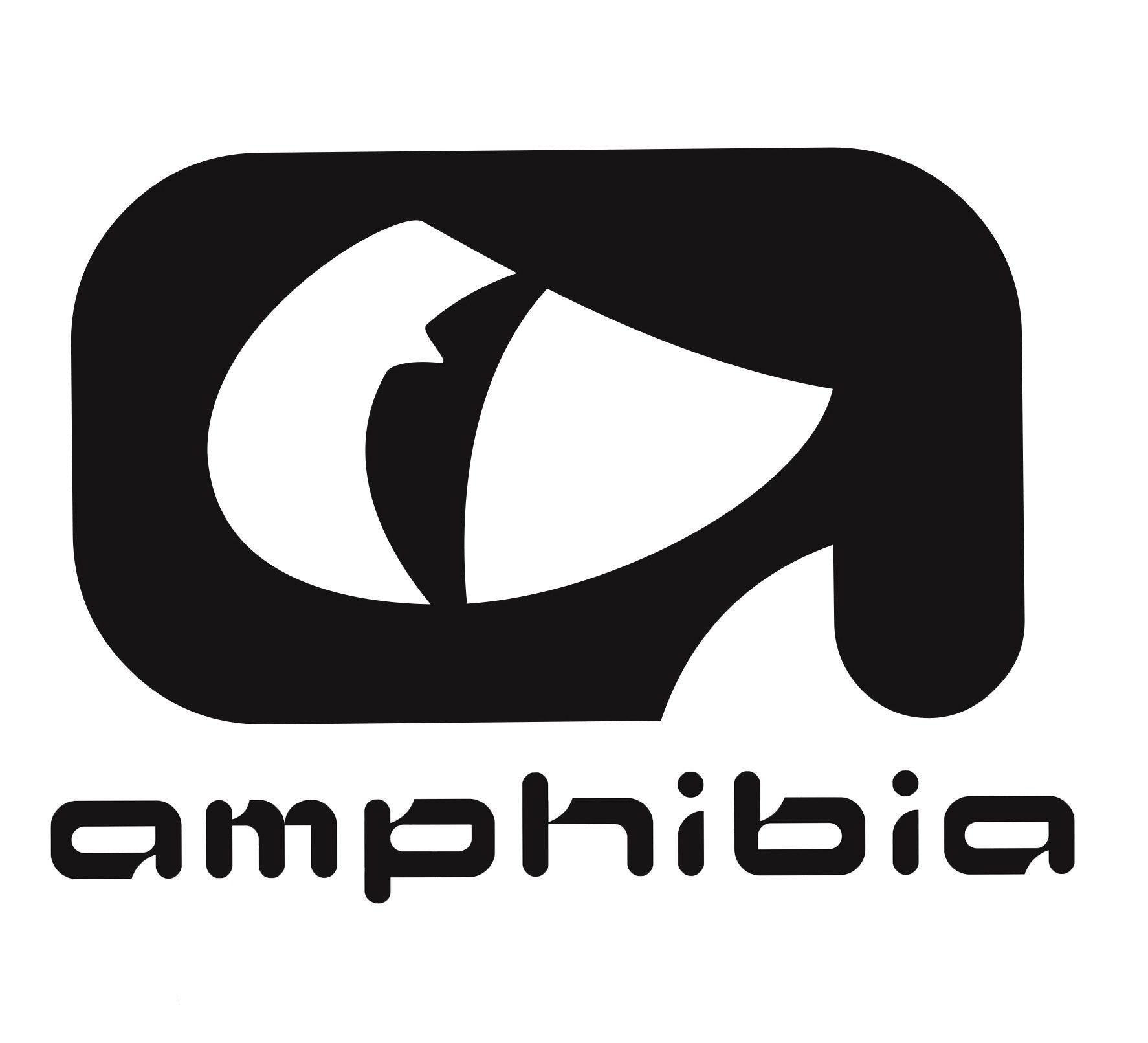 Amphibia Logo Decal