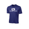 Short Sleeve Performance Tee - Amphibia