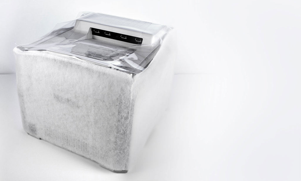 Printer cover with a vinyl flap on top enables you to keep your printer covered 24/7, even while printing documents.