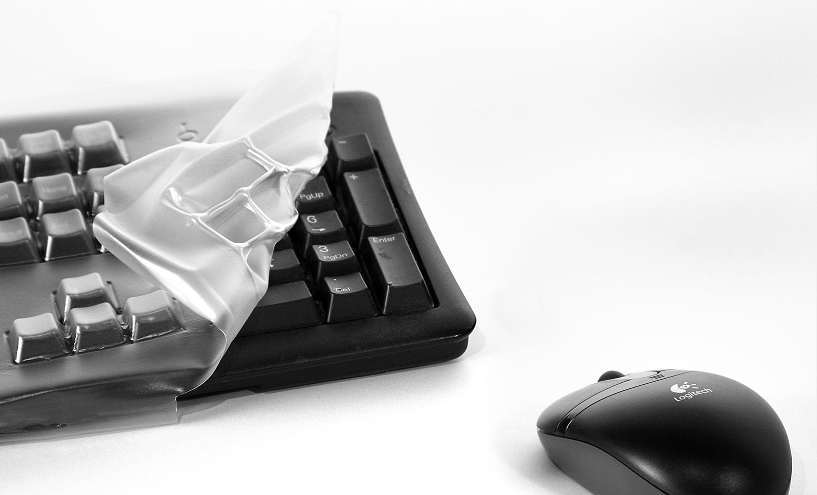 Keyboard Spill <br /> Protection So You Can