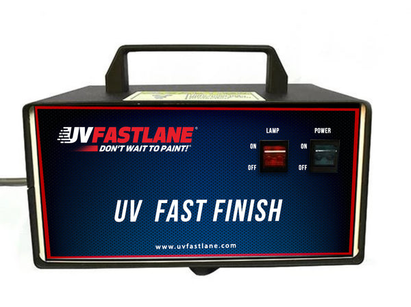UV Fast Finish Collision Curing System - UVFL 500