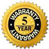5 Year Warranty for Mini