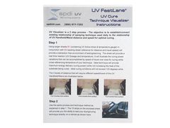 UV Fastlane Technique Refill Visualizer Kit