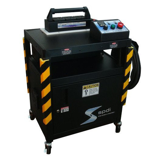 UV Fastlane 2400 Mobility Cart-Automotive Collision Curing System