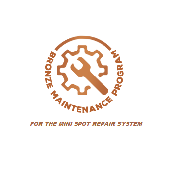 Bronze Warranty and Maintenance Package for the Mini Spot Repair System