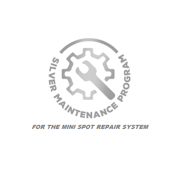 Silver Warranty and Maintenance Package for Mini Spot Repair System