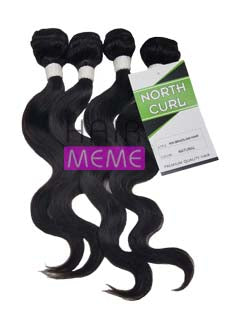 North Curl H/H VIRGIN BRAZILIAN NATURAL HAIR 7A