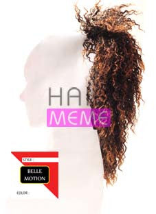 Belle Motion Synthetic Draw String Curl Out