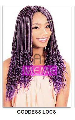 Superline Collection Goddess Locs