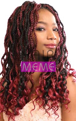 Superline Collection Goddess Box Braid 20""
