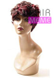 Superline Collection 100% Remi Human Hair Coco Full Cap Wig