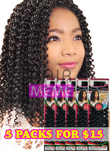 BLACK FRIDAY DEAL Superline Collection JERRY CURL LOOP