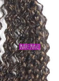 North Curl Micro S Braid Crochet Braid