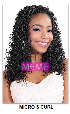 Superline Collection Micro S Curl