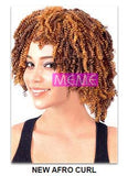 Superline Collection Synthetic Weaving New Afro Curl