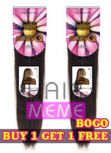 SUZY Q 100% VIRGIN REMI HUMAN HAIR WEAVING