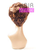 Belle Motion Synthetic Full Cap Wig Sleek