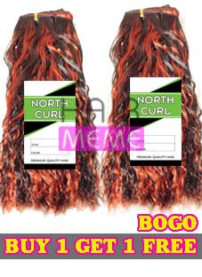 North Curl Wave Tress Synthetic Weaving