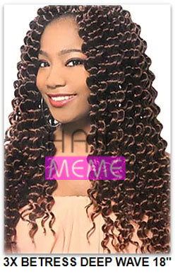 BeTress Deep Wave 18""