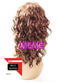 Belle Motion Synthetic Half Wig Girl Curly