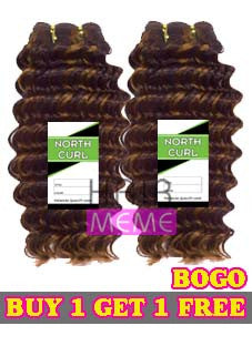 North Curl 100% Human Hair Deep Wave