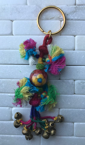 Key Chain Beaded