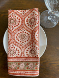 Cotton Courtyard Table Napkin