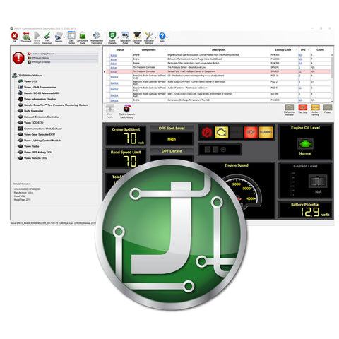 JPRO Professional Diagnostic Software (Annual Subscription) 212100-A