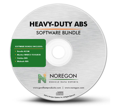 Noregon Heavy-Duty ABS Bundle