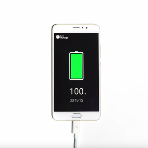 FIRST CHARGE OF THE CELL PHONE FOR 24HOURS OR MORE