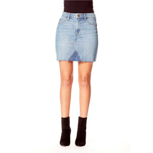 Walker Denim Skirt - Jori & June