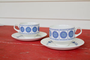 Vintage Tea Cup Set - Jori & June