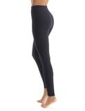 Classic Legging With Perfect Control - Black - Jori & June