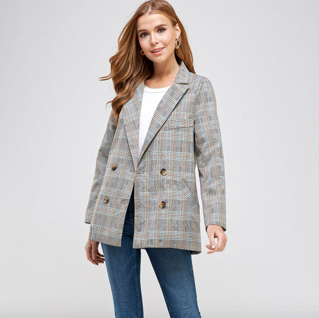 Ellison Blazer - Jori & June