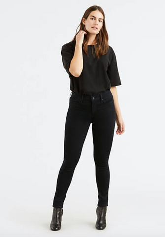 Levi's 311 Shaping Skinny - Black